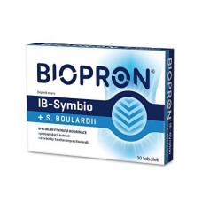 Biopron IB-Symbio + S. boulardi 30 tob.