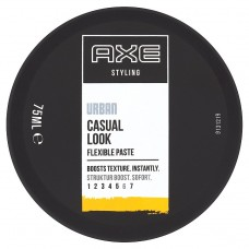 AXE Urban Casual Look Matting Hair Wax 75ml