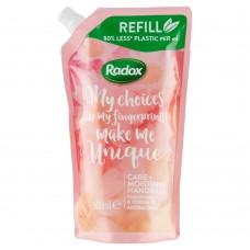 Radox Care + Moisturise Liquid Soap Filling 500ml