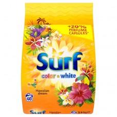 Surf Color & White Hawaiian Dream Proszek do prania 3,9 kg (60 prań)