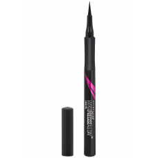 Maybelline Hyper Precise All Day black matte oční linky ve fixu