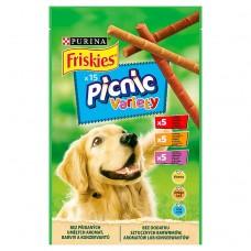 Friskies Picnic Variety Uzupełniająca karma dla dorosłych psów 126 g (15 sztuk)