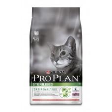 PRO PLAN Sterilised Rich in Salmon Pełnoporcjowa karma dla dorosłych sterylizowanych kotów 10 kg
