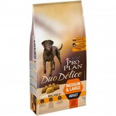 PRO PLAN Duo Délice Adult Karma dla psów wołowina ryż 10 kg