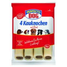 Perfecto Dog plněné žvýkací tyčinky hovězí 4ks