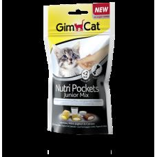 GIMCAT Nutri Pockets Junior mix 60g