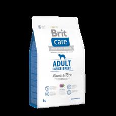 Brit Care Adult Large Breed Lamb & Rice 3kg