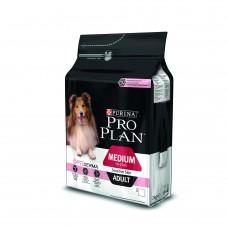 PRO PLAN Medium Adult Sensitive Skin Sucha karma dla psa bogata w łososia 3 kg