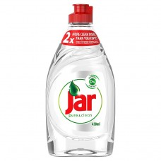 Jar Pure & Clean Liquid Product For Washing Up Dishes With 0 % Perfumes And Dyes 450 Ml