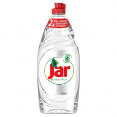 Jar Pure & Clean Liquid Product For Washing Up Dishes With 0 % Perfumes And Dyes 650 Ml