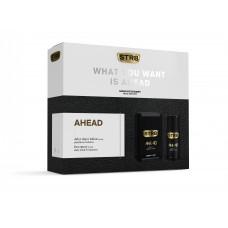 STR8AHEAD voda po holení + deodorant