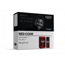 STR8 Red Code Zestaw kosmetyków