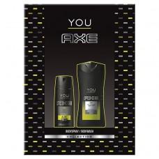 Axe You Small Christmas Gift Set for Men