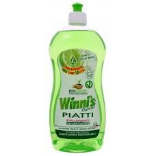 WINNI´S Piatti Lime koncentrovaný mycí prostředek na nádobí limetka