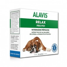 ALAVIS™ Relax 150 mg pro psy