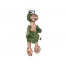 Hračka FLAM PL kachna zelená 26x12x8cm