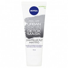 Nivea Urban Skin Detox Peel Off Mask 2 x 5ml