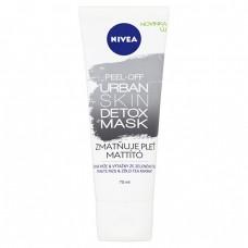 Nivea Urban Skin Detox Peel Off Matting Mask 75ml