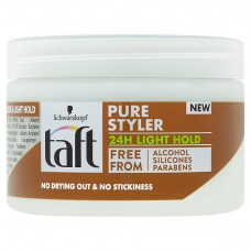Taft Pure Styler Light Hold Żel do włosów 150 ml