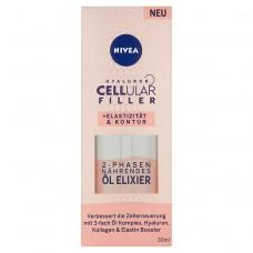 Nivea Hyaluron Cellular Filler Remodeling 2-Phase Oil Elixir 30ml