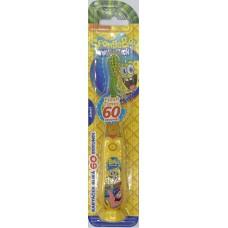 VitalCare Blikající kartáček na zuby SpongeBob