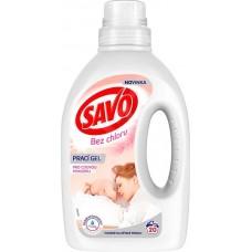 Savo prací gel pro citlivou pokožku, 20 praní
