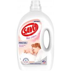 Savo prací gel pro citlivou pokožku, 50 praní