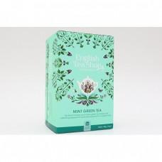 Máta a zelený čaj 20 sáčků