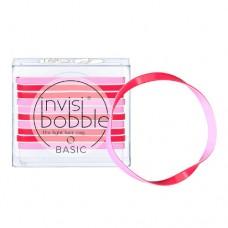 Invisibobble Ultra tenká gumička do vlasů Invisibobble Basic Crystal Clear