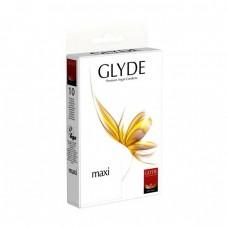 Glyde Veganské kondomy Maxi 10 ks