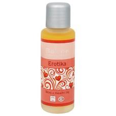 Bio tělový a masážní olej - Erotika