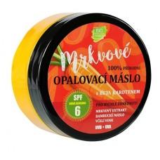 Přírodní opalovací mrkvové máslo OF 6 150 ml