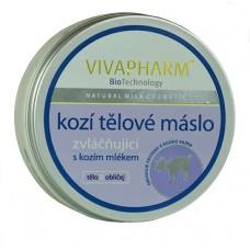 Tělové máslo s kozím mlékem 200 ml