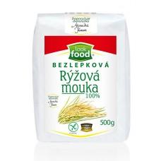 Bezlepková rýžová mouka 100% 500 g
