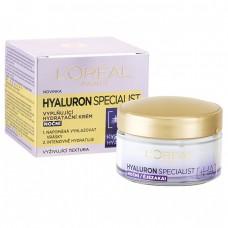 L´Oréal Paris Vyplňující hydratační noční krém Hyaluron Specialist