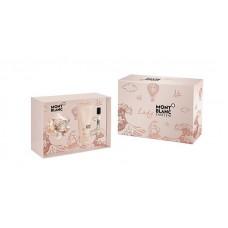 Mont Blanc Lady Emblem - EDP 75 ml + tělové mléko 100 ml + EDP 7,5 ml