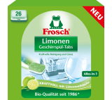 Frosch tablety do myčky All in 1 citron