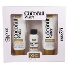XPel Dárková sada vlasové kosmetiky s kokosovou vodou