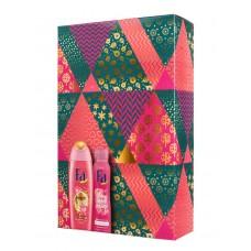 Fa Pink Jasmín dárková sada sprchový gel + deodorant