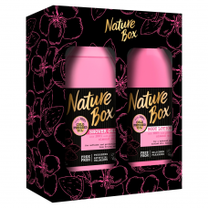 Nature Box Almond Oil dárková sada