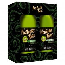 Nature Box Avocado Oil dárková sada