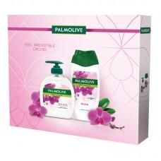Vánoční balíček Palmolive Feel Irresistible Orchid