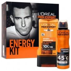 L´Oréal Paris Kosmetická sada pro muže Energy