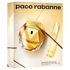 Paco Rabanne Lady Million - EDP 80 ml + EDP 20 ml