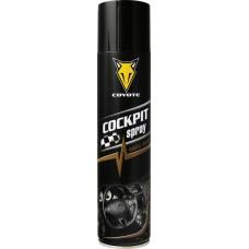 COYOTE Cockpit spray matný efekt