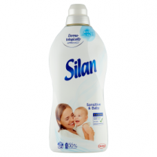 Silan Sensitive & Baby 72 praní