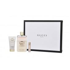 Gucci Guilty - EDP 90 ml + EDP 15 ml + tělové mléko 50 ml