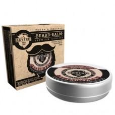 beviro Balzám na vousy s vůní cedru, bergamotu a borovice (Beard Balm)