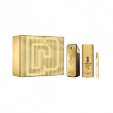 Paco Rabanne 1 Million -EDT 100 ml + deodorant ve spreji 150 ml + EDT 10 ml