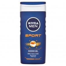 Nivea Sport sprchový gel pro muže